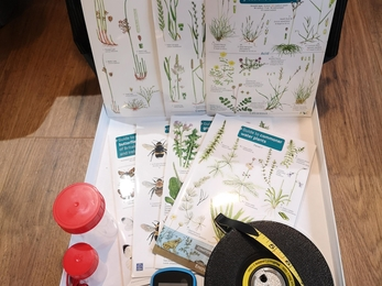 Botanical Survey Kit