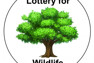 Lottery for Wildlife logo