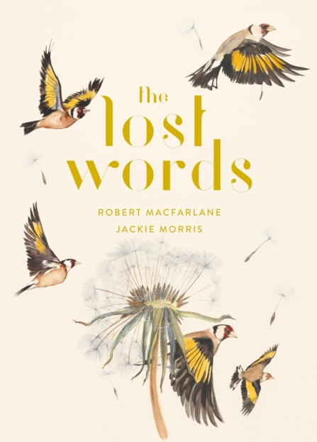 The Lost Words cover image