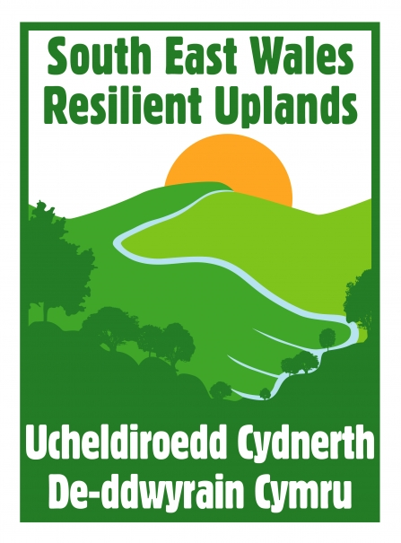 South East Wales Resilient Uplands (SEWRU) project logo
